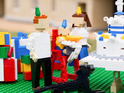 Legoland Windsor marks the Prince's birthday with his very own Lego model.