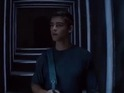 Scenes of Brenton Thwaites in the dystopian drama feature in new music video.