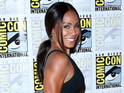 Jada Pinkett Smith attends the 'Gotham' press line during Comic-Con