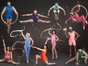 Ian 'H' Watkins, Mr Motivator and others can be seen in the promotional photo.