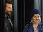 Bradley Cooper, Sienna Miller film at Burger King, 'flip burgers'