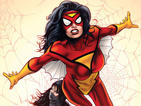 Dennis Hopeless and Greg Land launch Spider-Woman series at Comic-Con
