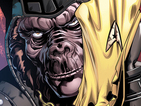 Star Trek and Planet of the Apes collide in comics