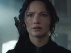 The Hunger Games: Mockingjay trailer - Jennifer Lawrence's Katniss returns