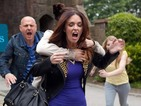 Hollyoaks: Cindy lashes out at Mercedes - new spoiler pictures