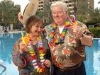 Benidorm actor Kenny Ireland dies of cancer, aged 68