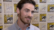 Stars Colin O'Donoghue, Robert Carlyle and Emilie De Ravin, along with showrunners Edward Katsis and Adam Horowitz talk about the new character from Disney's 'Frozen'.