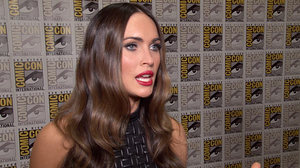 Teenage Mutant Ninja Turtles stars Megan Fox and Will Arnett talk about the new film from Jonathan Liebesmann and Michael Bay.