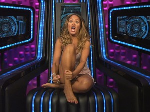 Zoe Birkett on Big Brother