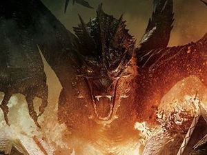 The Hobbit finale Battle of the Five Armies unveils a teaser trailer.