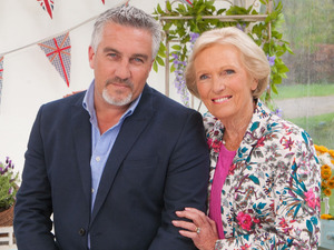 The Great British Bake Off 2014: Mary Berry and Paul Hollywood