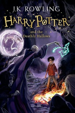 JK Rowling: Harry Potter and the Deathly Hallows