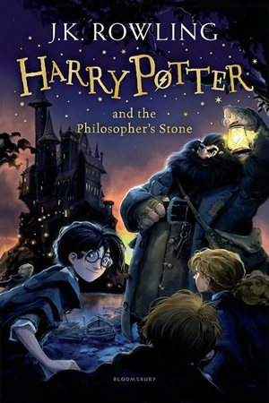JK Rowling: Harry Potter and the Philosopher's Stone