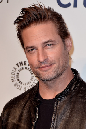 LOS ANGELES, CA - MARCH 16: Actor Josh Holloway arrives at The Paley Center Media's PaleyFest 2014 Honoring 'Lost' 10th Anniversary Reunion at the Dolby Theatre on March 16, 2014 in Los Angeles, California. (Photo by Kevin Winter/Getty Images)