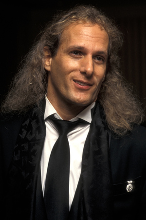 Michael Bolton during 'Night of 200 Stars' 2nd International Achievement in Arts Awards at New York Hilton Hotel in New York City, NY, United States. (Photo by Ron Galella/WireImage)