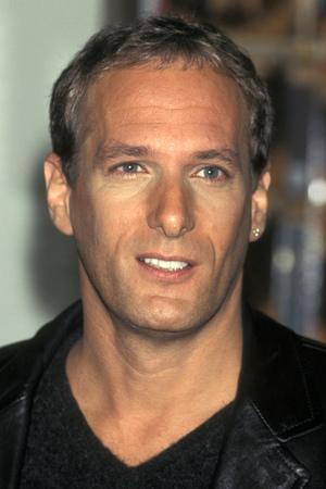 Michael Bolton Signs His Book The Secret of the Lost Kingdom at Barnes and Noble Store in New York City - November 13, 1997 Caption:Michael Bolton during Michael Bolton Signs His Book 'The Secret of the Lost Kingdom' at Barnes and Noble Store in New York City - November 13, 1997 at Barnes and Noble Store in New York City, New York, United States. (Photo by Ron Galella, Ltd./WireImage)