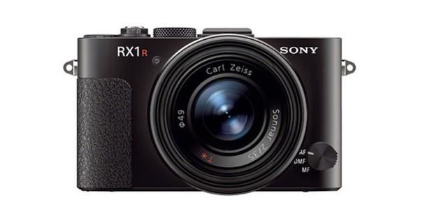 Sony RX1R camera
