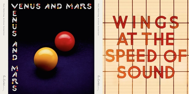 Venus and Mars & At The Speed Of Sound reissue