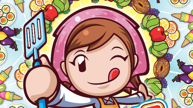 Cooking Mama 5: Bon Appétit! artwork