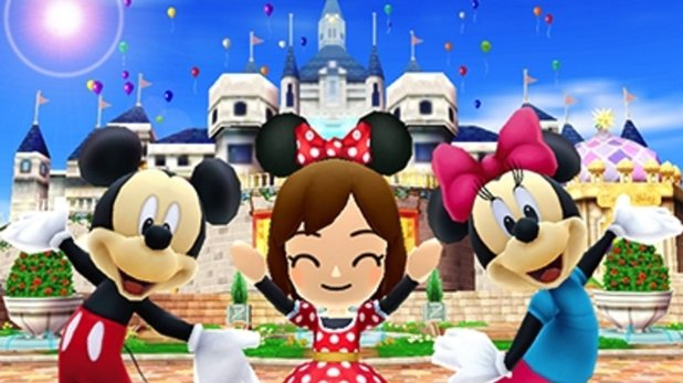 Disney Magical World game
