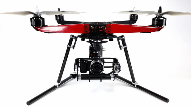 XPX Heavy Lift Quadcopter