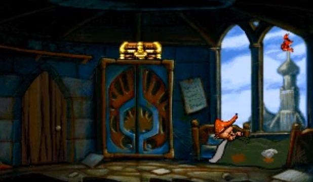 Discworld (1995) screenshot