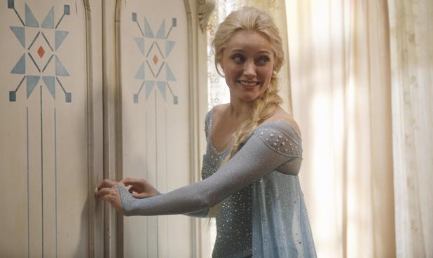 Georgina Haig as Elsa in Once Upon A Time