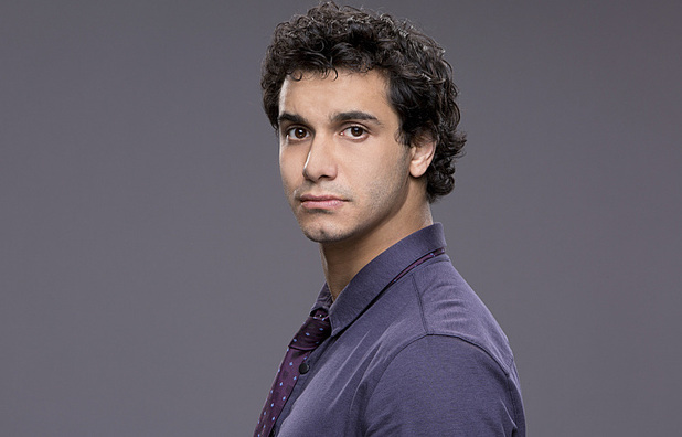 Elyes Gabel stars as Walter O'Brien in Scorpion