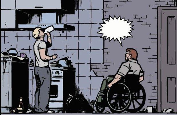 Hawkeye #19