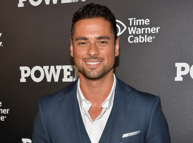 J.R. Ramirez attends the 'Power' premiere