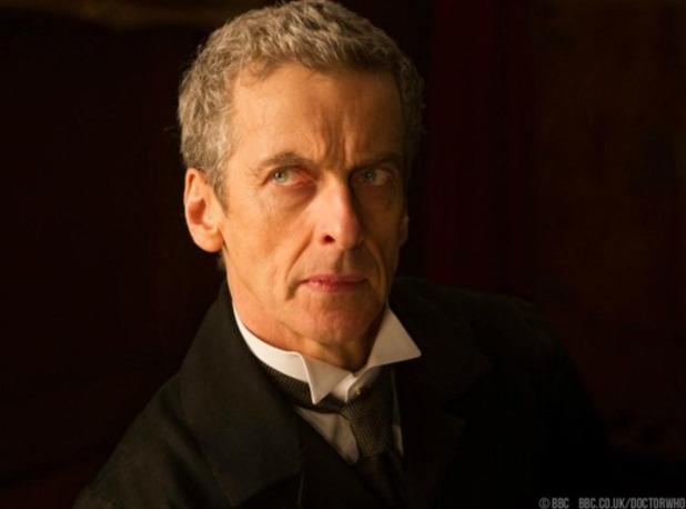 Peter Capaldi in Doctor Who premiere 'Deep Breath'
