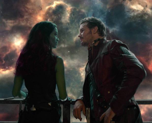 Gamora Star-Lord