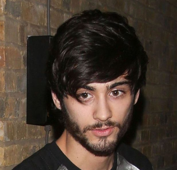 Zayn Malik October 2014 One Direction f...