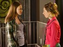 Cameron stops Peri from making a huge mistake next week.