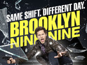 Andy Samberg returns as Detective Peralta in the new season of Brooklyn Nine-Nine.