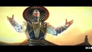Mortal Kombat X Raiden gameplay trailer