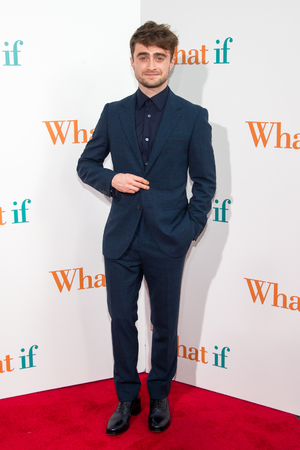 NEW YORK, NY - AUGUST 04: Actor Daniel Radcliffe attends the 'What If' New York Premiere at Regal E-Walk 13 on August 4, 2014 in New York City. (Photo by Mike Pont/FilmMagic)