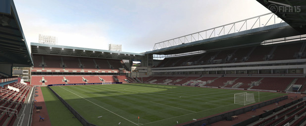 FIFA 15 Barclay's Premiere League Stadium: Boleyn Ground - West Ham United