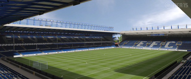 FIFA 15 Barclay's Premiere League Stadium: Goodison Park - Everton