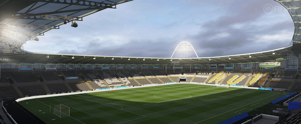 FIFA 15 Barclay's Premiere League Stadium: KC Stadium - Hull