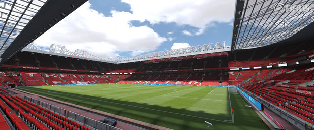 FIFA 15 Barclay's Premiere League Stadium: Old Trafford - Manchester United