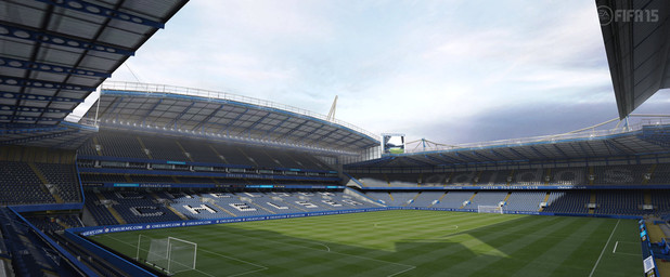 FIFA 15 Barclay's Premiere League Stadium: Stamford Bridge - Chelsea F.C