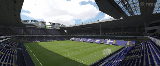 FIFA 15 Barclay's Premiere League Stadium: White Hart Lane - Tottenham Hotspur