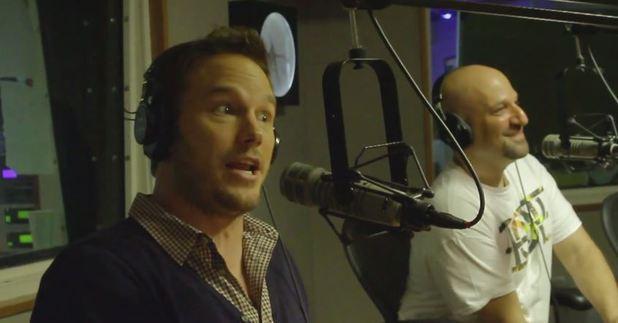 Chris Pratt raps Eminem's 'Forgot About Dre'