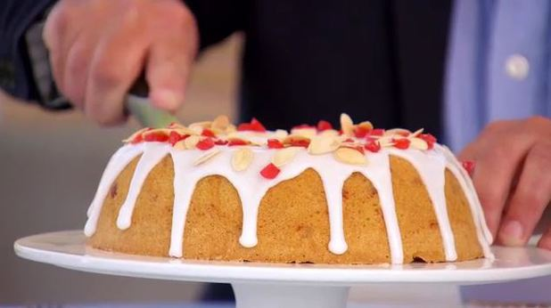 Red Velvet Cake Recipe Uk Mary Berry: 11 Mouthwatering Moments In The Great British Bake Off
