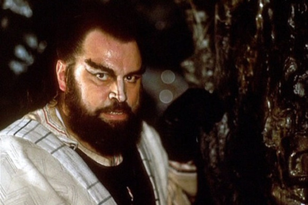 Brian Blessed as King Yrcanos in Doctor Who