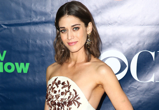 Lizzy Caplan attends the CBS, The CW, Showtime & CBS Television Distribution's 2014 TCA Summer Press Tour Party