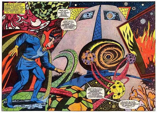 Steve Ditko's Doctor Strange