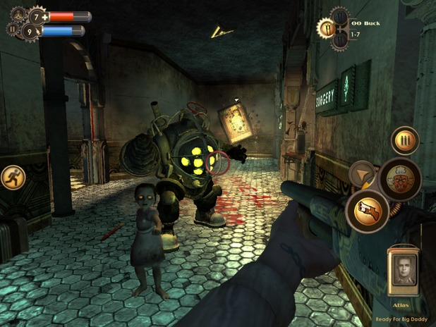 BioShock for iOS