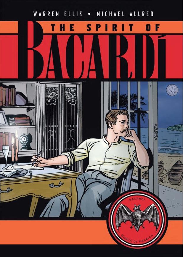 The Spirit of Bacardi